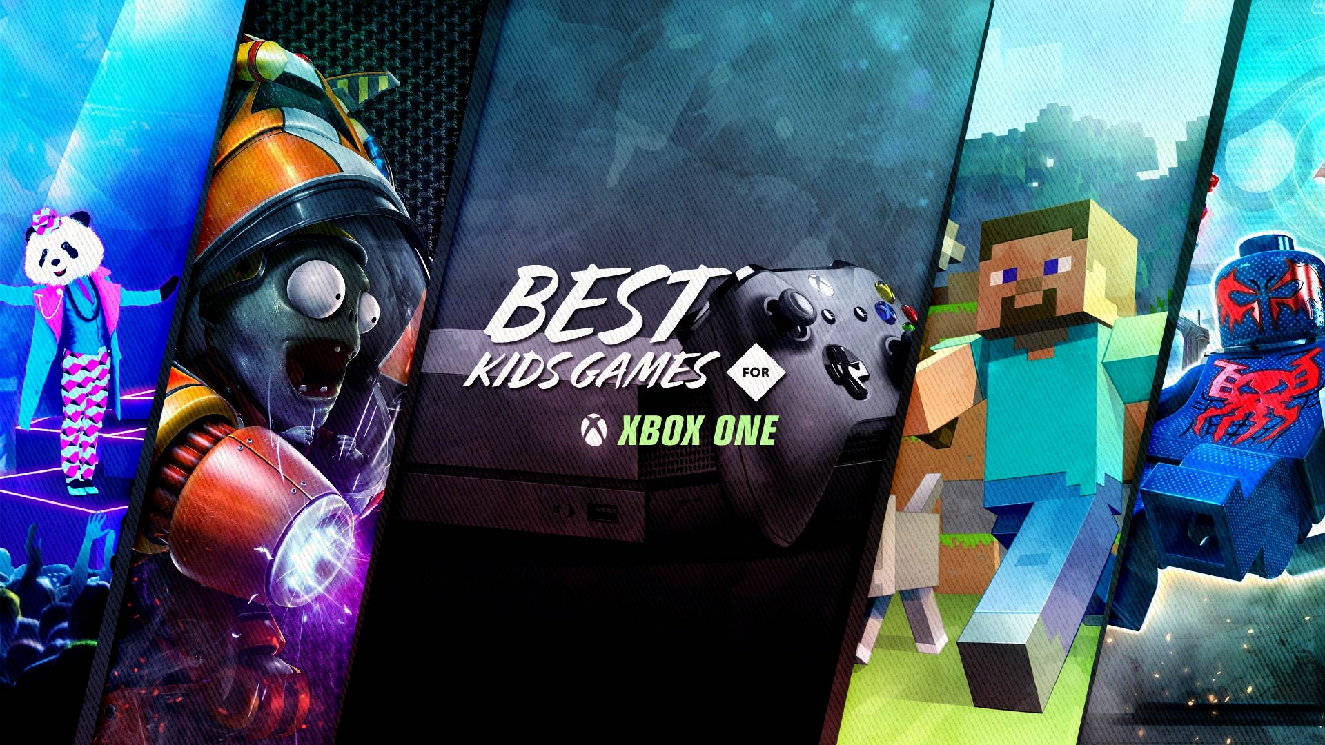 Best Kids Games For The Xbox One Superparent
