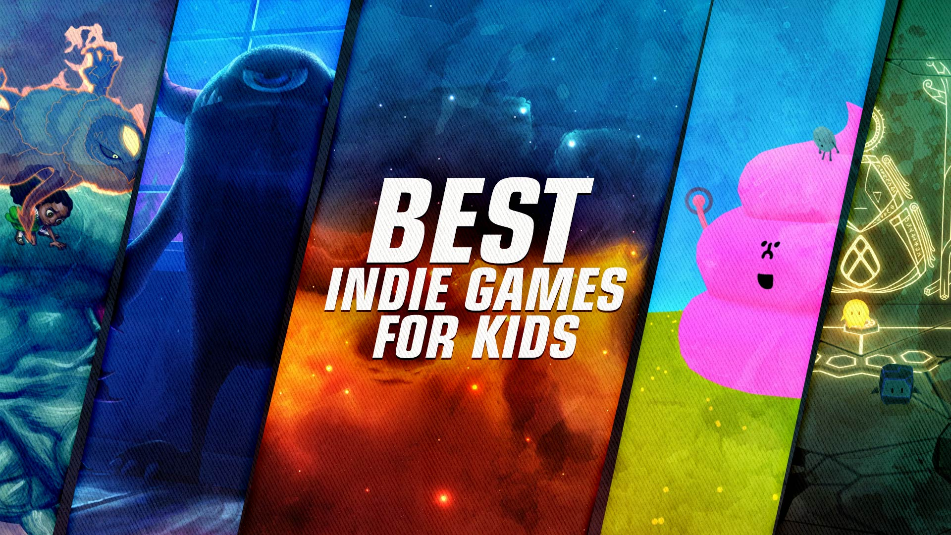 Best Indie Games for Kids | SuperParent