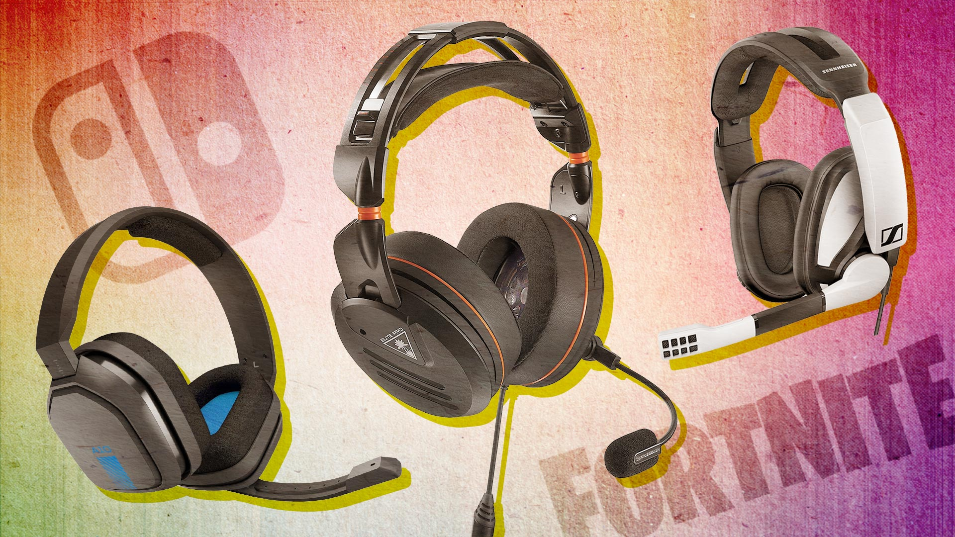 Best Headphones for Playing Fortnite on Nintendo Switch