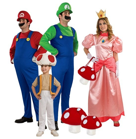 Superparents video game halloween costume guide superparent superparents video game halloween costume guide solutioingenieria Choice Image