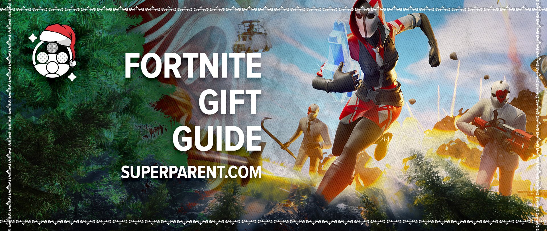 Superparent S Fortnite Holiday Gift Guide Superparent