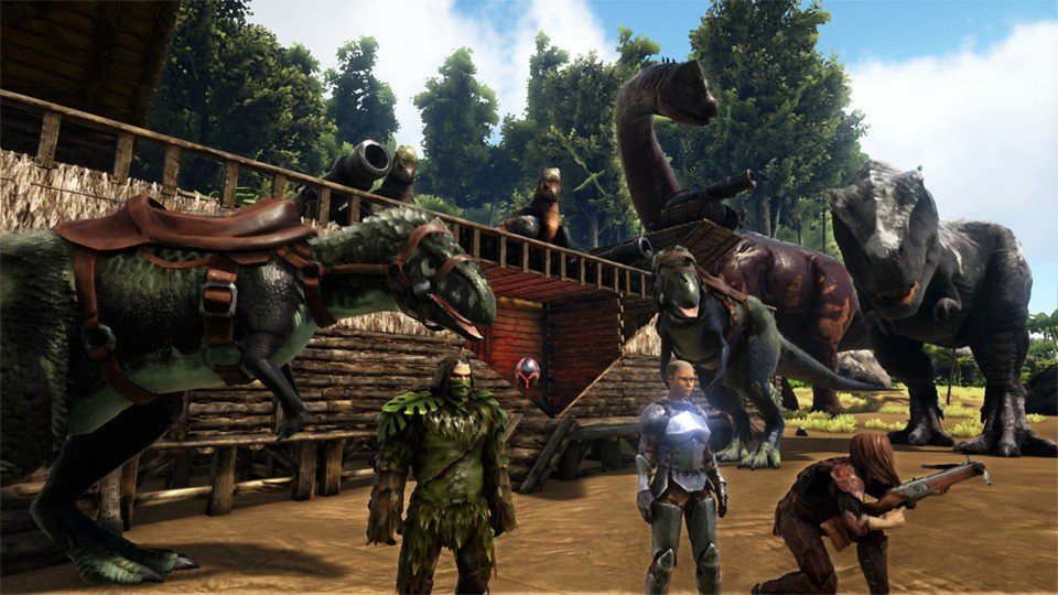 How to Gain Experience Quickly in Ark: Survival Evolved on
