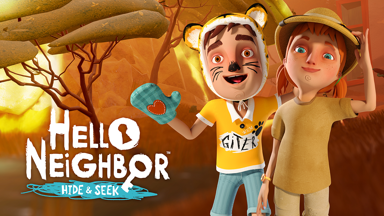 play hello neighbor free online
