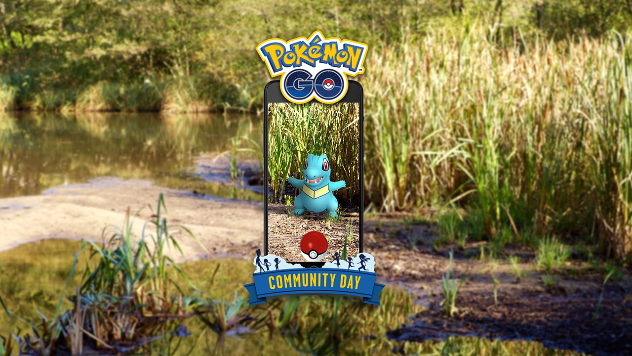 Pokemon Go Community Day Kicks Off 2019 With Totodile | SuperParent
