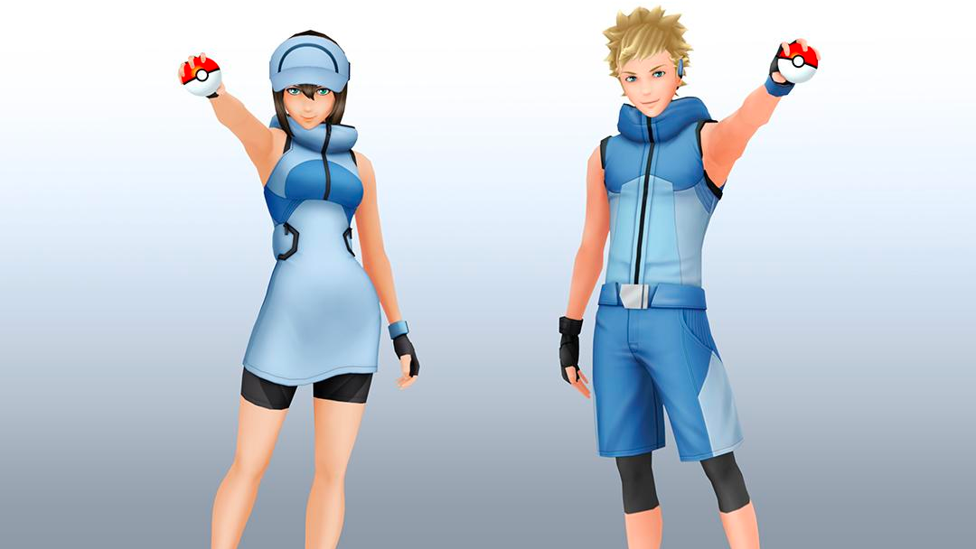 Pokemon Go Ace Trainer Clothing Everything You Need To Know