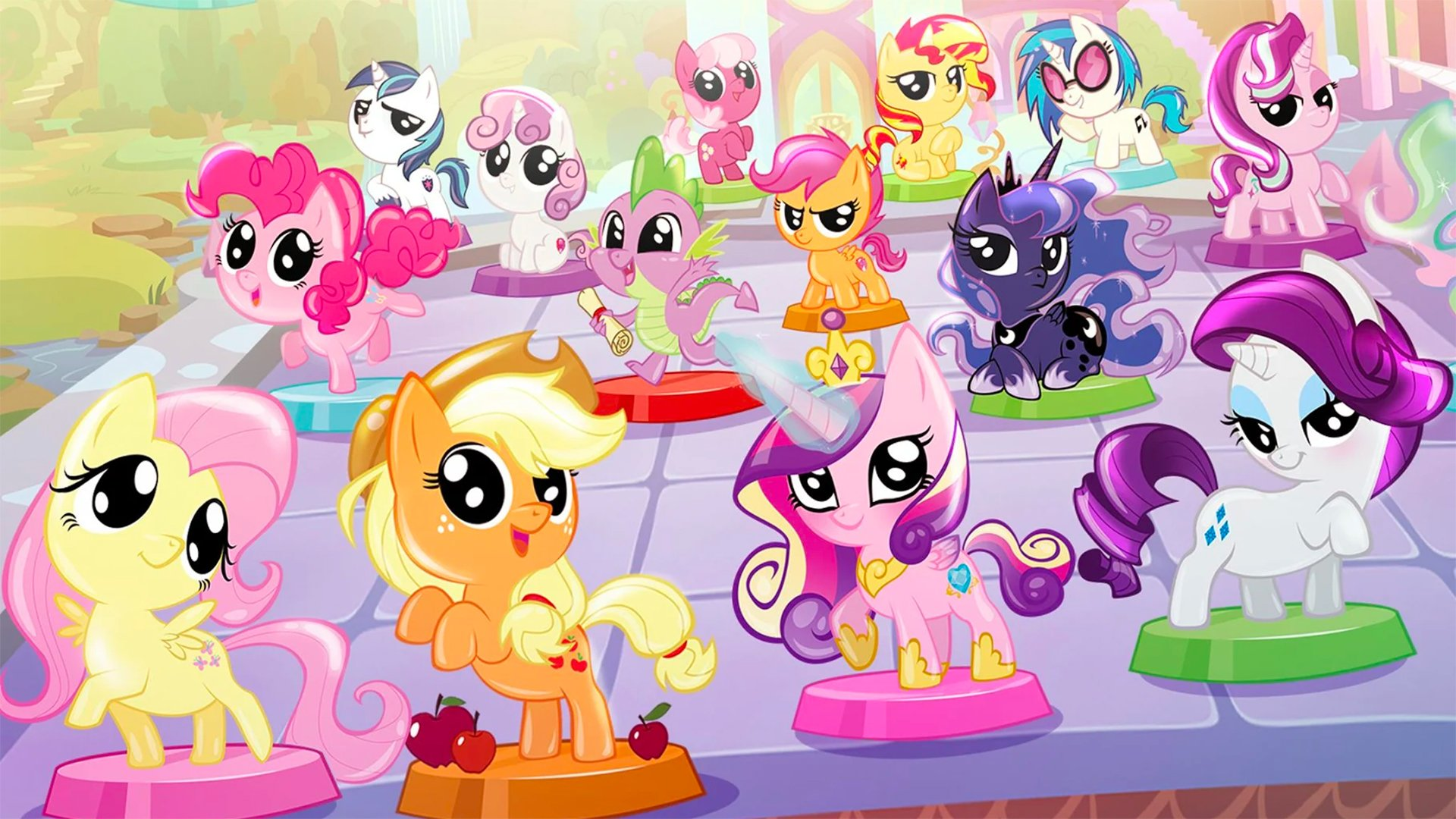 - My Little Pony Pocket Ponies: A SuperParent First Look SuperParent