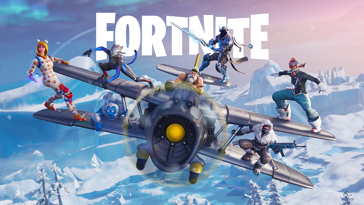 Fortnite Save The World Changes Up Loot Llamas (For The