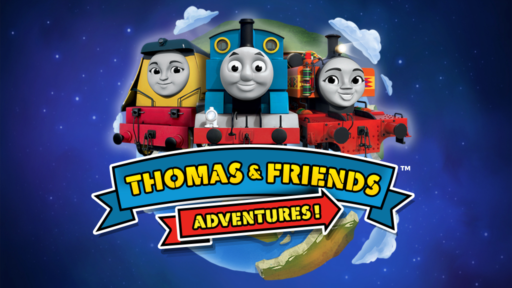 Thomas & Friends: Adventures: A SuperParent First Look