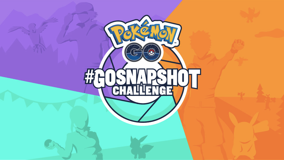 Pokemon Go: Show Off Your Snapshot Skills in Three New Challenges