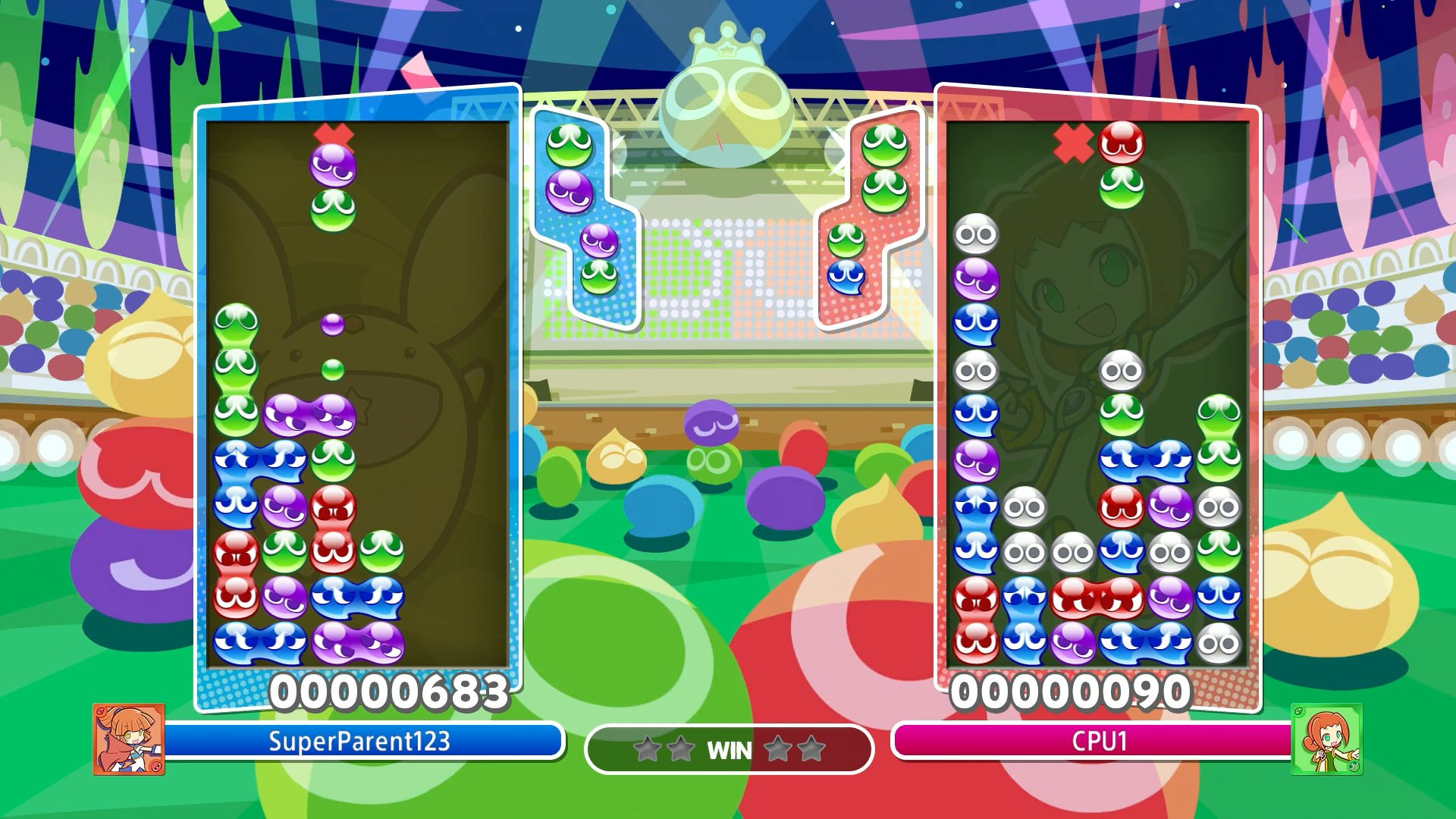 Puyo Puyo Champions: A SuperParent First Look | SuperParent