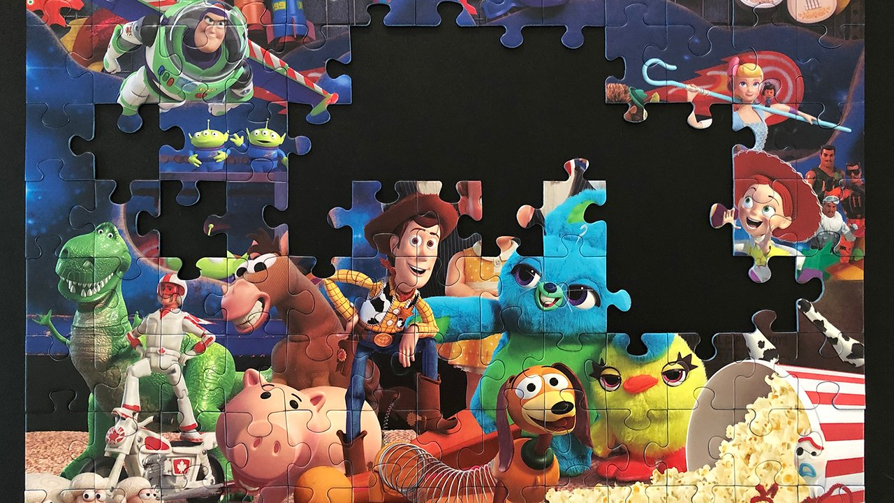 Toy Story 4 Jigsaw Puzzles for Kids Are Coming Soon