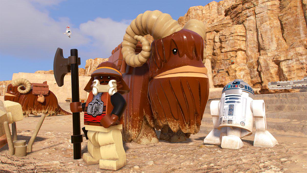 Lego Star Wars The Skywalker Saga Will Make Old Games Feel New Superparent