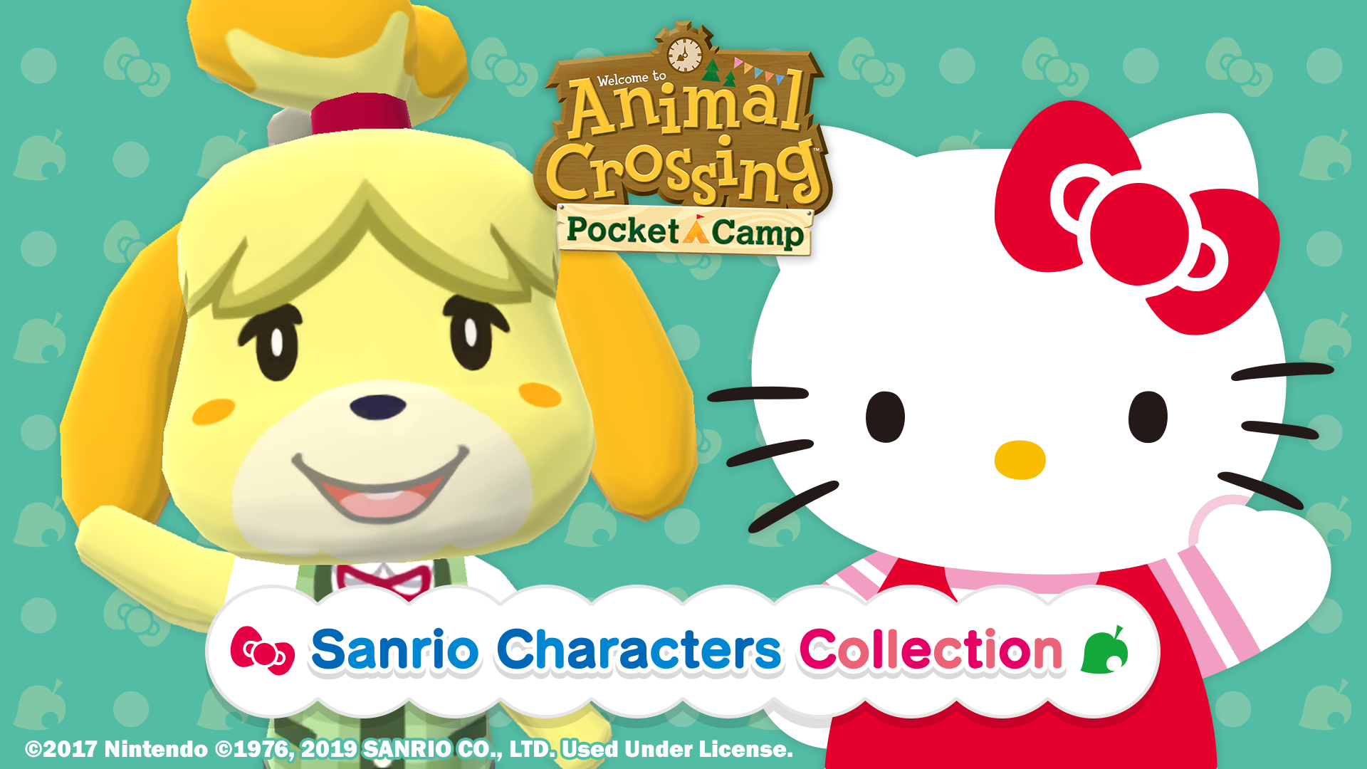 Animal Crossing Pocket Camp Adds Adorable Hello Kitty And