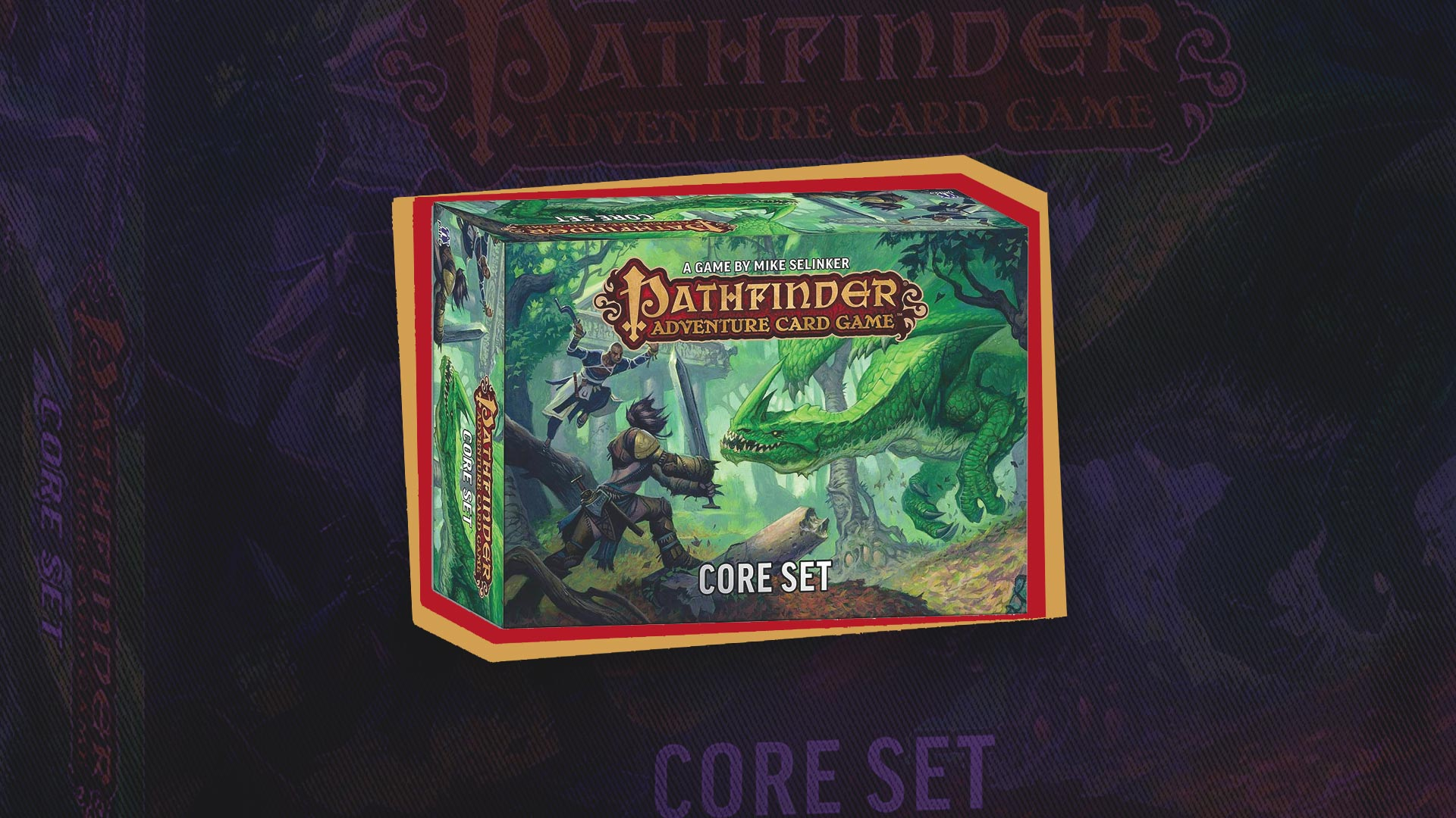 Pathfinder Adventure Card Game Core Set: A SuperParent