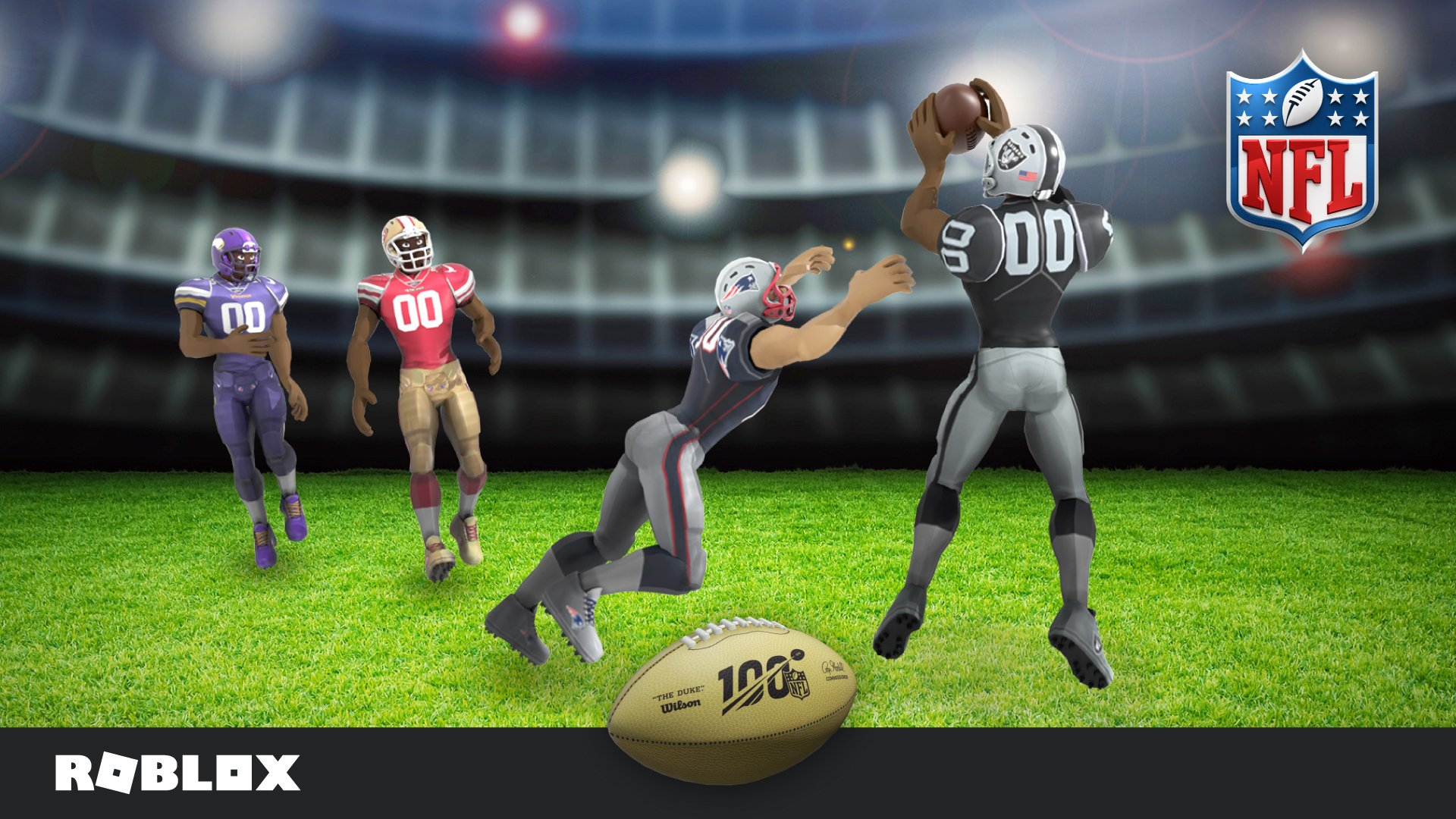 Roblox Hits The Gridiron With Nfl Avatar Uniforms And A Promo Code