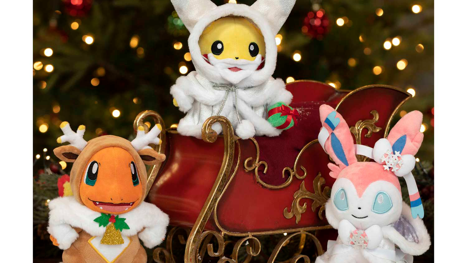 Pokemon Center Christmas 2020 Pokemon Center's 2019 Holiday Collection Is Just Too Cute