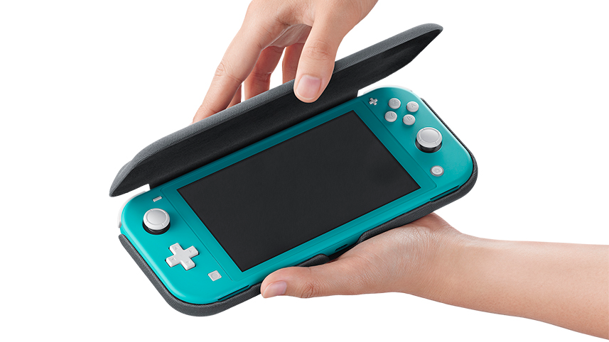 Keep Your Nintendo Switch Lite Safe With These New Accessories