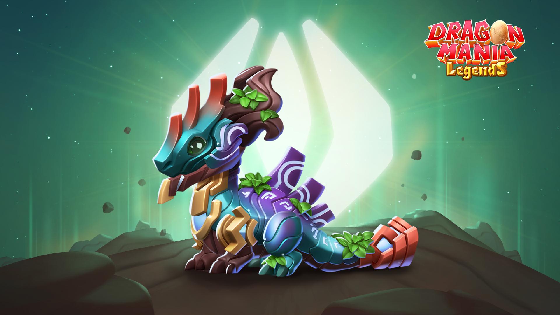 Dragon Legends: Dragon Mania Legends: Ancient Metal Mega Update Adds