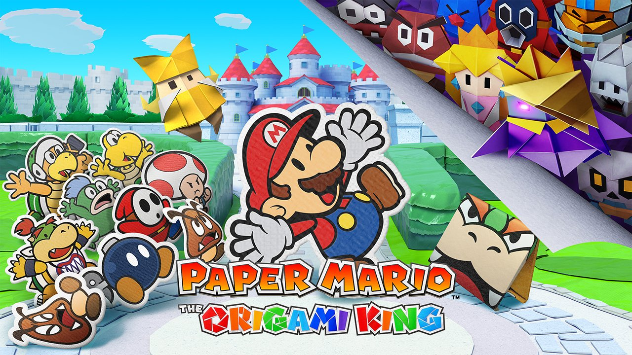 Mario D Roblox Paper Mario The Origami King How To Turn Off Motion Controls Superparent
