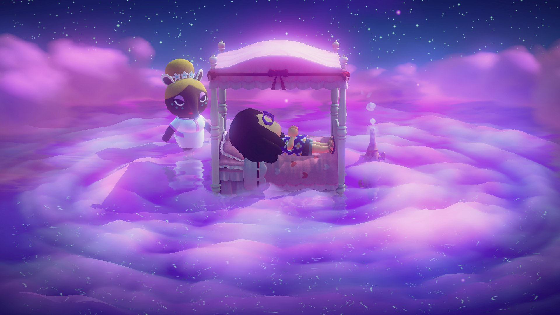 Animal Crossing New Horizons Dreaming Guide Superparent
