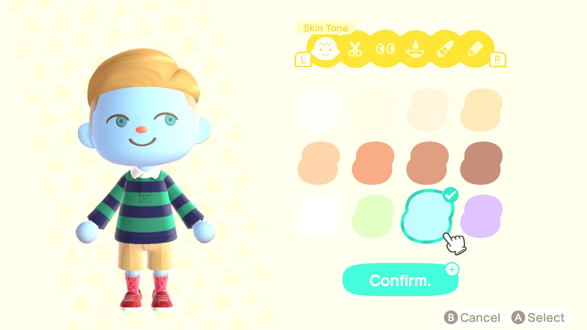 Animal Crossing New Horizons How To Get Halloween Body Paints Superparent