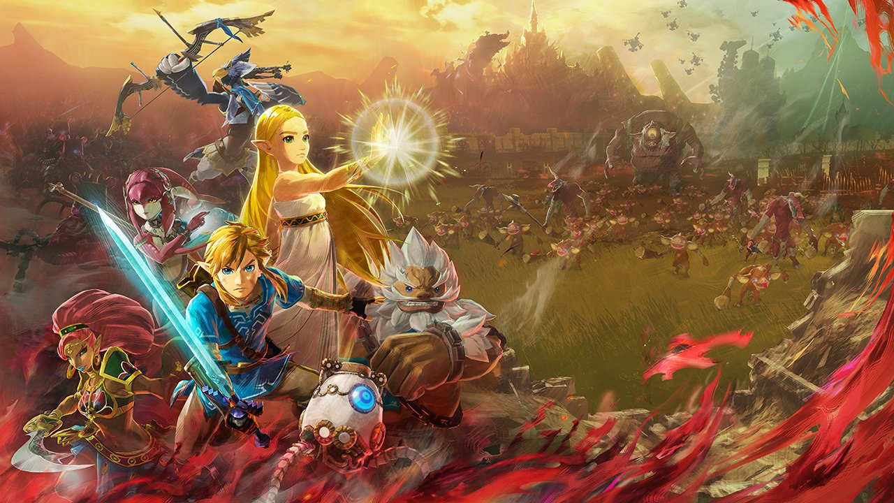 Hyrule Warriors Age Of Calamity A Superparent First Look Superparent