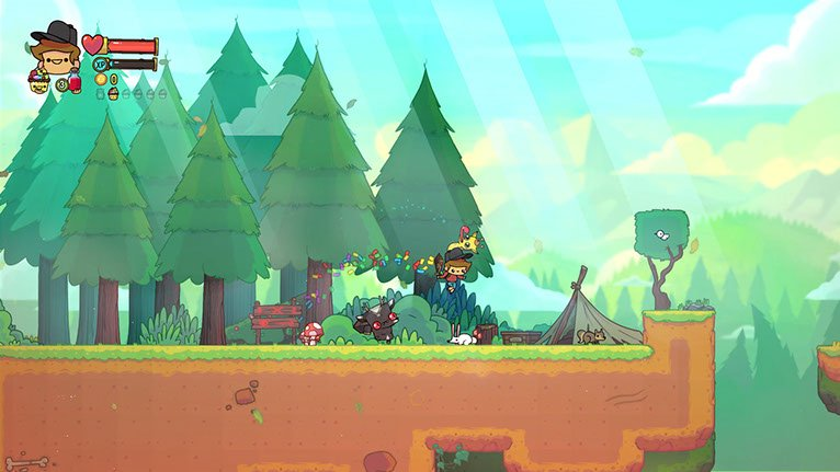The Adventure Pals Screenshot