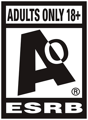 with rating adult only game Video
