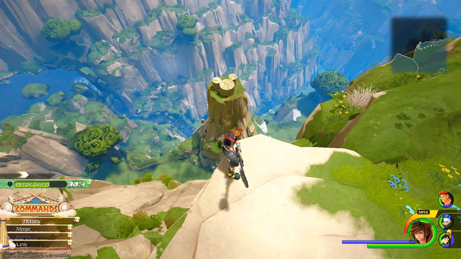 Kingdom Hearts 3: Olympus Lucky Emblem Locations   SuperParent