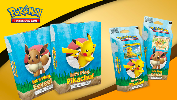 Pokemon Trading Card Game Check Out These New Decks Inspired By