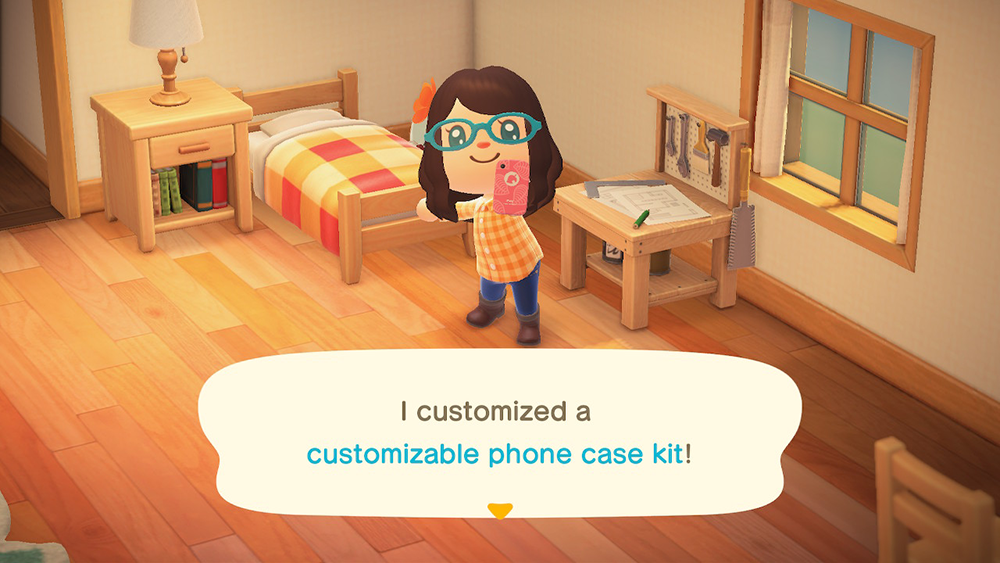 Animal Crossing New Horizons How To Customize Your Nookphone Case