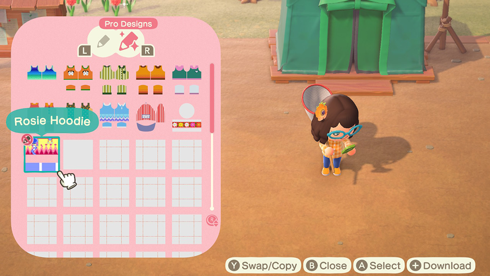 Animal Crossing New Horizons How To Import Designs Using Qr Codes