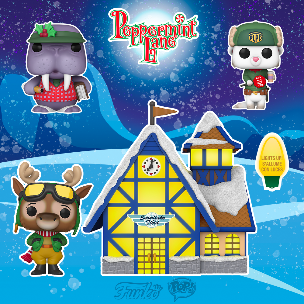 Funko Is Celebrating Christmas Early With New Pops, Advent